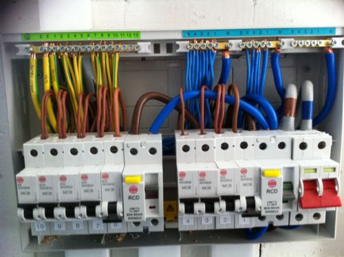 New Fuse Box Installation Costs : Domestic rewire what s involved electricians bradford